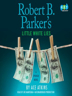 cover image of Robert B. Parker's Little White Lies