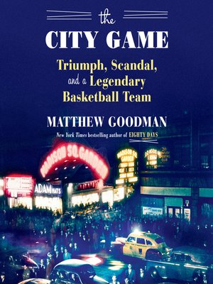 cover image of The City Game