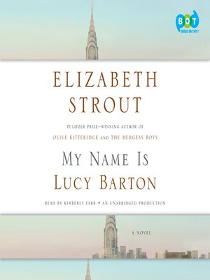 cover image of My Name Is Lucy Barton