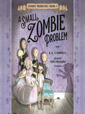 cover image of A Small Zombie Problem