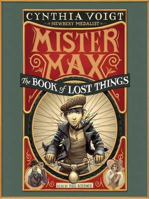 cover image of The Book of Lost Things