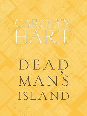 cover image of Dead Man's Island
