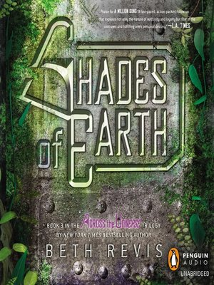 cover image of Shades of Earth