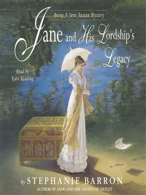 cover image of Jane and His Lordship's Legacy
