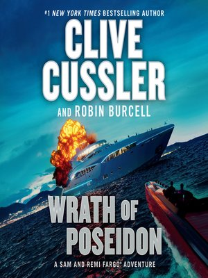 cover image of Wrath of Poseidon
