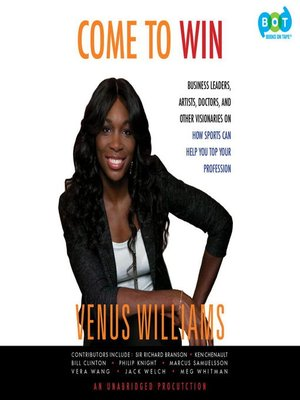cover image of Come to Win