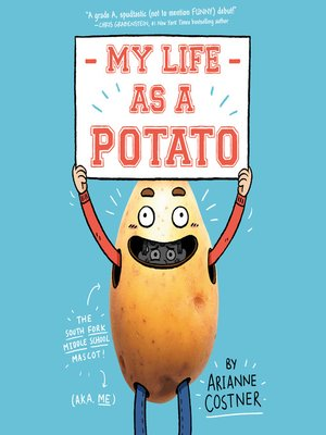 cover image of My Life as a Potato