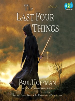 cover image of The Last Four Things