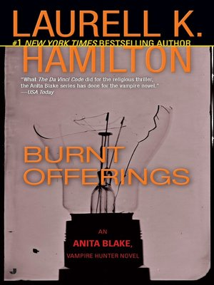 cover image of Burnt Offerings