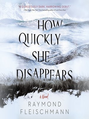 cover image of How Quickly She Disappears