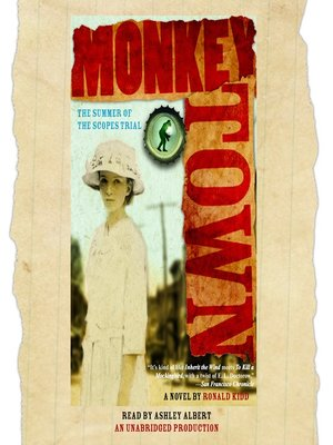 cover image of Monkey Town