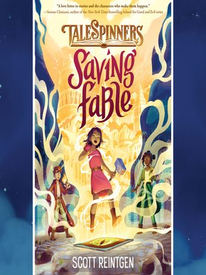 cover image of Saving Fable