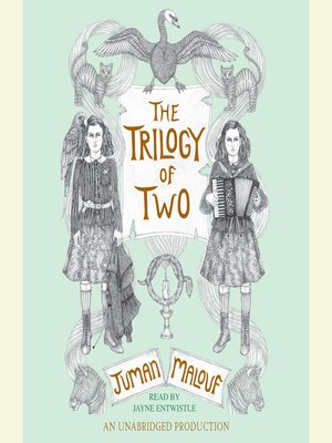 cover image of The Trilogy of Two