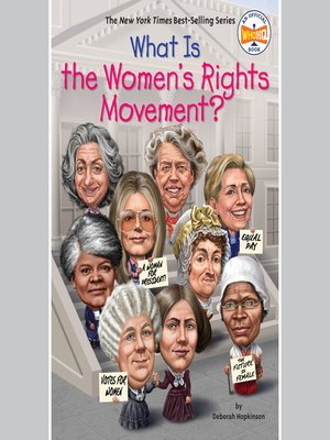 cover image of What is the Women's Rights Movement?