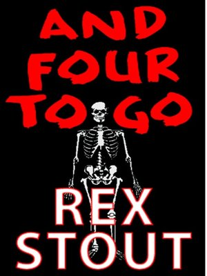 cover image of And Four to Go