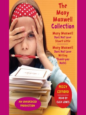 cover image of The Moxy Maxwell Collection