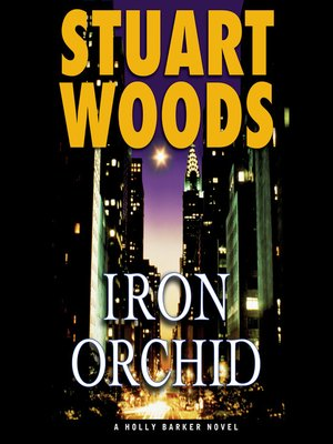 cover image of Iron Orchid