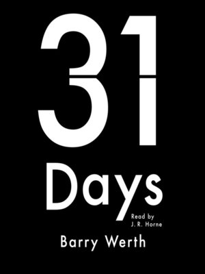 cover image of 31 Days