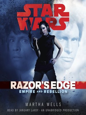 cover image of Razor's Edge