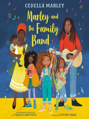 cover image of Marley and the Family Band