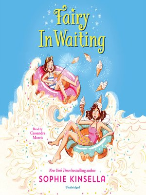 cover image of Fairy in Waiting