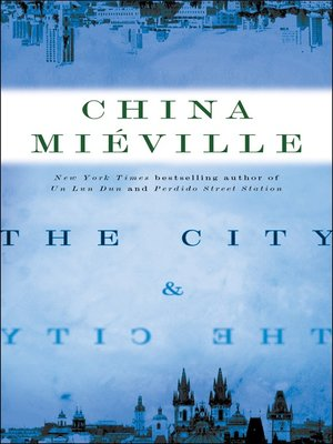cover image of The City & The City