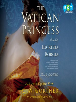 cover image of The Vatican Princess