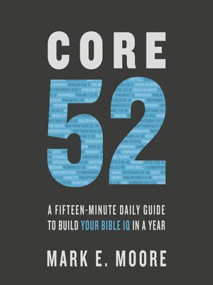cover image of Core 52