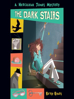 cover image of The Dark Stairs