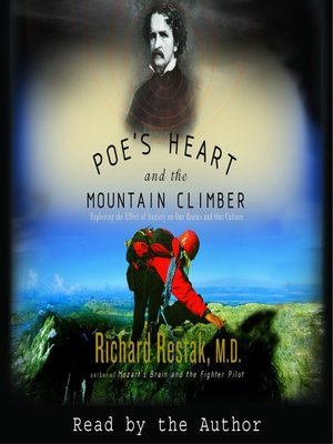 cover image of Poe's Heart and the Mountain Climber