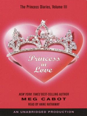cover image of Princess in Love