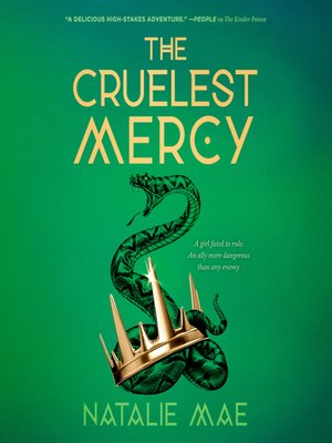 cover image of The Cruelest Mercy
