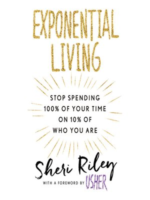 cover image of Exponential Living
