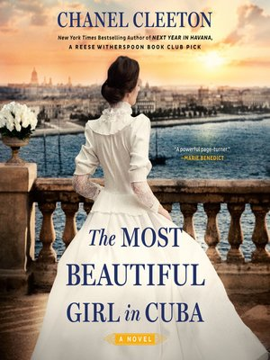cover image of The Most Beautiful Girl in Cuba