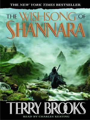 cover image of The Wishsong of Shannara