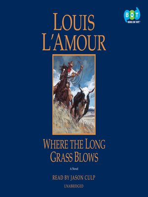 cover image of Where the Long Grass Blows