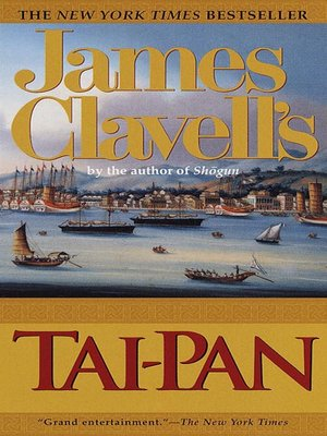 cover image of Tai-Pan