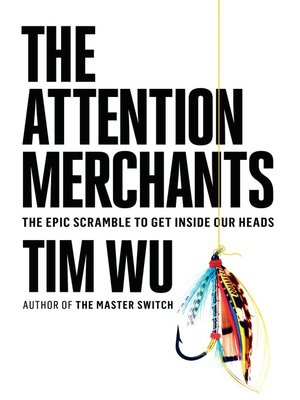 cover image of The Attention Merchants