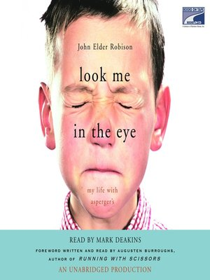 cover image of Look Me in the Eye