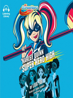 cover image of Harley Quinn at Super Hero High