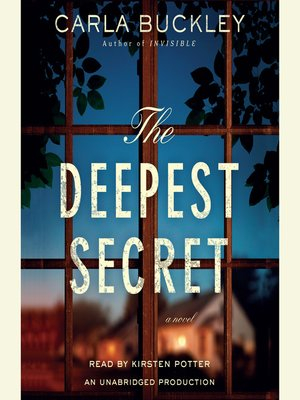 cover image of The Deepest Secret
