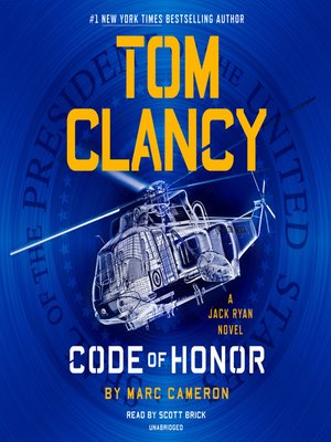 cover image of Tom Clancy Code of Honor