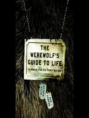 cover image of The Werewolf's Guide to Life