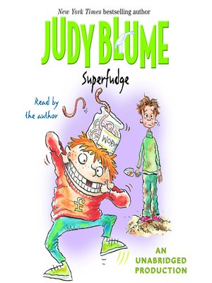 cover image of Superfudge
