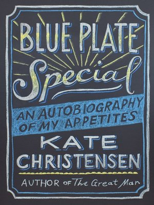cover image of Blue Plate Special