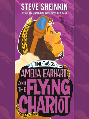 cover image of Amelia Earhart and the Flying Chariot