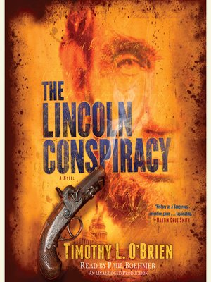 cover image of The Lincoln Conspiracy