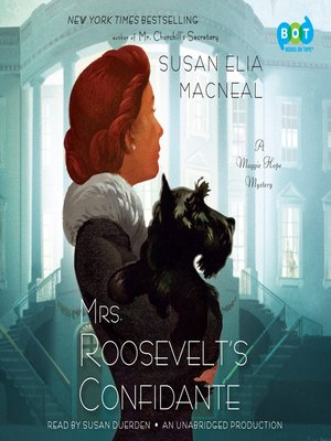 cover image of Mrs. Roosevelt's Confidante