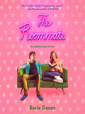 cover image of The Roommate