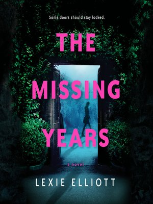 cover image of The Missing Years